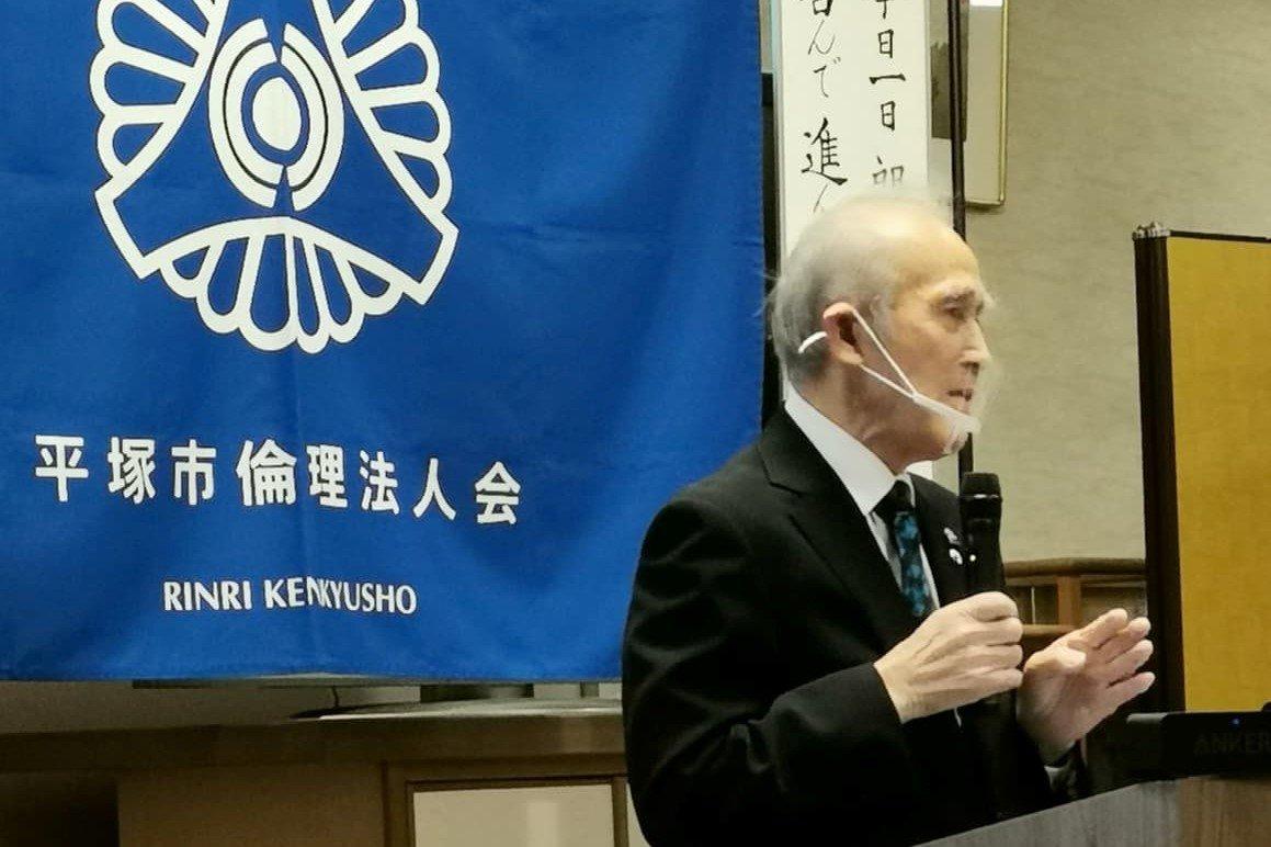 埼玉県倫理法人会 法人レクチャラー 加藤 地次 氏