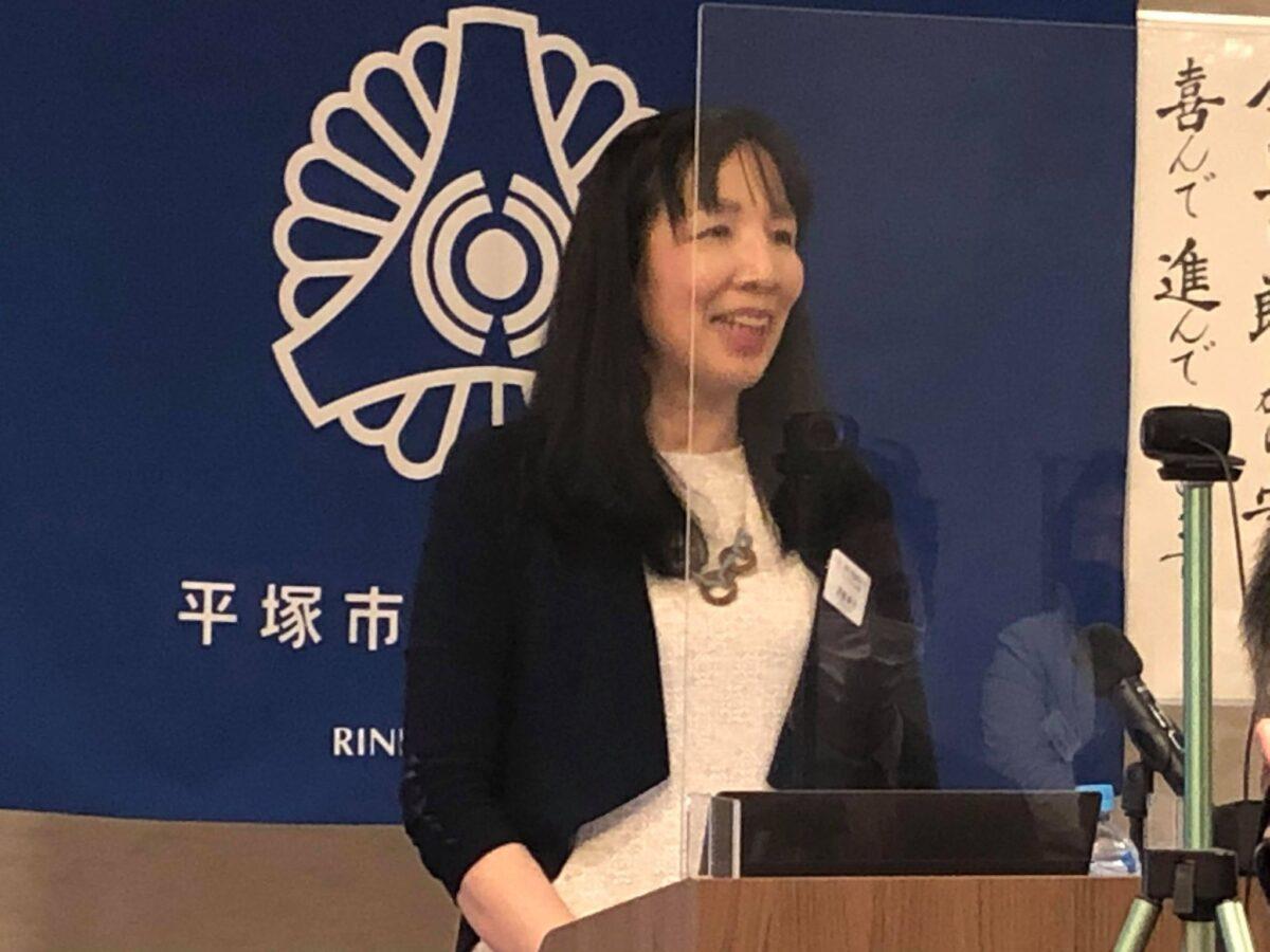 神奈川県倫理法人会 モーニングセミナー委員長 河野 伸子